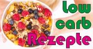 Sie möchten sich nach Low Carb gesund ernähren? Hier finden Sie Rezepte und Diäten mit frischen und leckeren Zutaten.