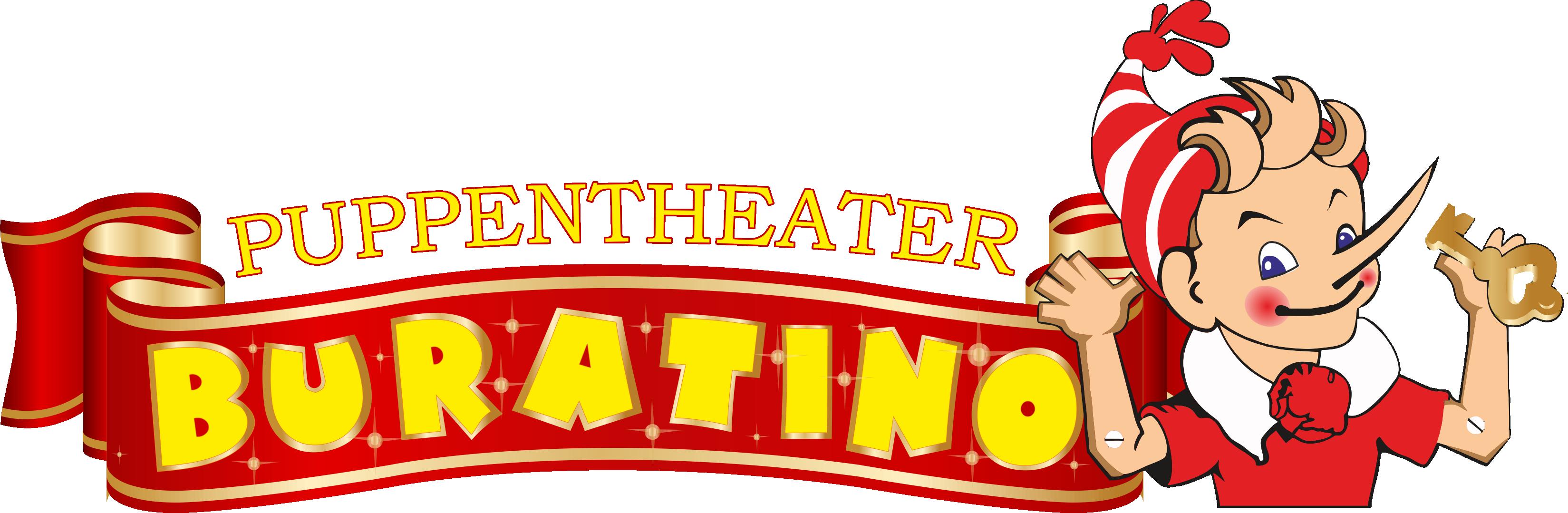 Logo Puppentheater Buratino