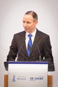 Geschäftsführer der InfraLeuna GmbH Dr. Christof Günther