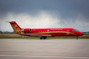 Rusline Bombardier CRJ-100