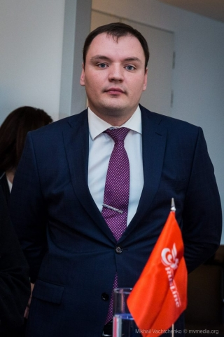 Rusline Comercdirector Alexander Krutov