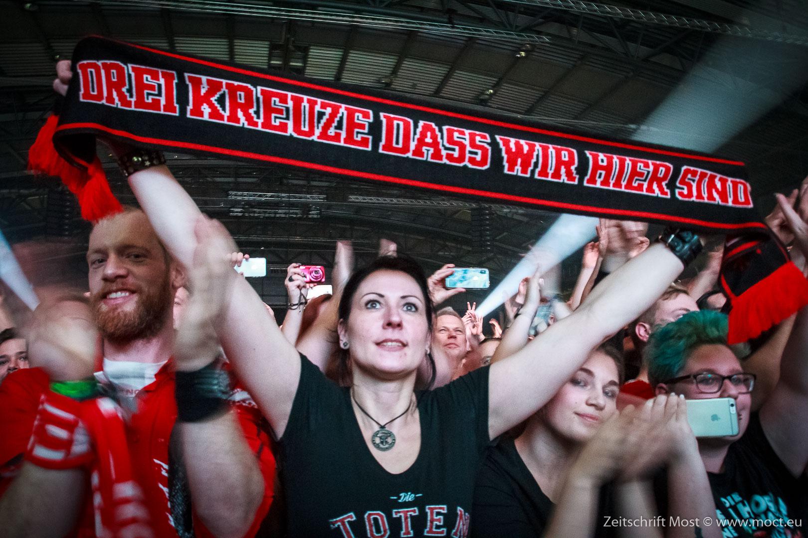 Leipzig Konzert Toten Hosen 24.11.2017
