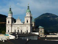 Зальцбург город Моцарта