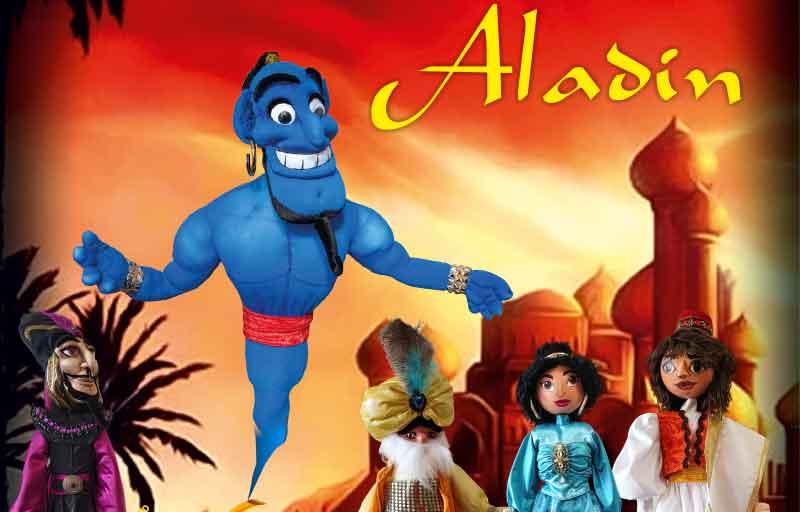Puppentheater Aladin