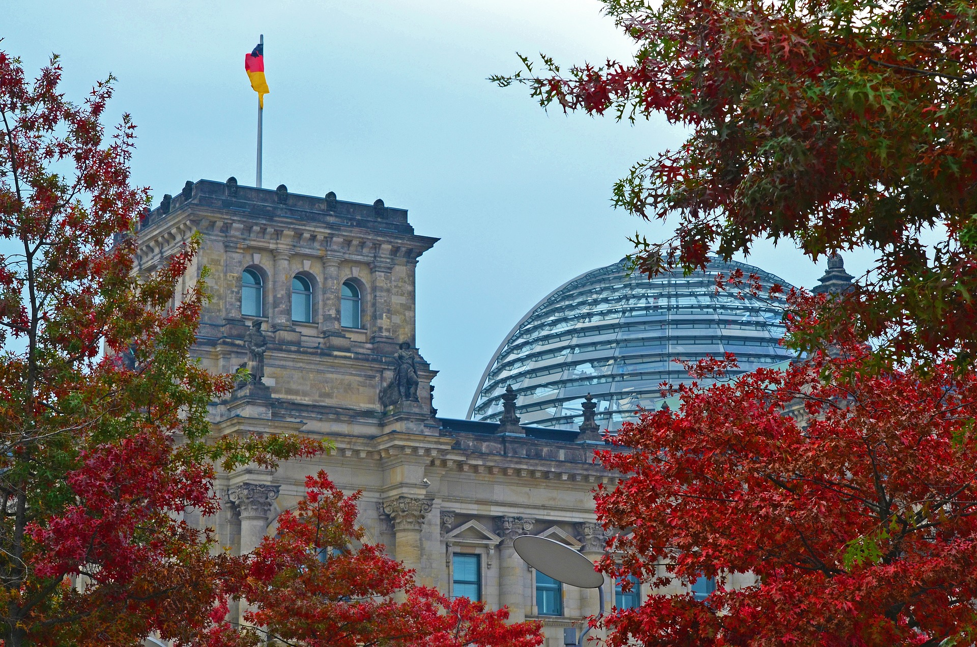 Bundesttag Berlin